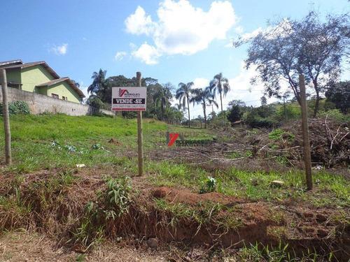 terreno residencial à venda, jardim estância brasil, atibaia - te0070. - te0070