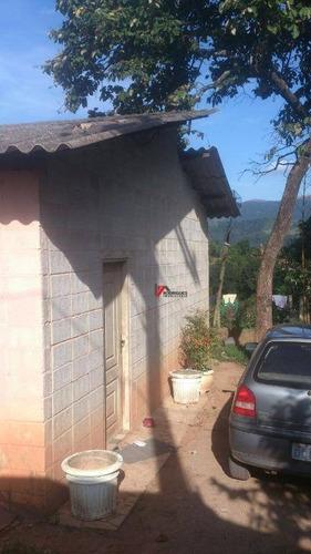 terreno  residencial à venda, jardim estância brasil, atibaia. - te0363