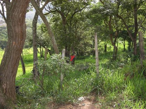 terreno  residencial à venda, jardim flamboyant, atibaia. - te0349