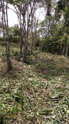 terreno residencial à venda, jardim guacyra, itanhaém. - te0256