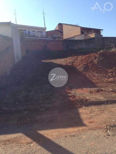 terreno residencial à venda, jardim guarani, campinas. - codigo: te0657 - te0657