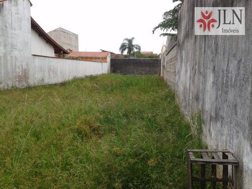 terreno residencial à venda, jardim itanhaém, itanhaém. - te0022