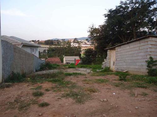 terreno  residencial à venda, jardim jaraguá, atibaia. - te0001
