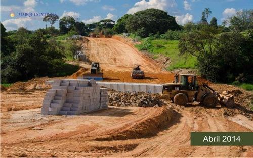 terreno residencial à venda, jardim laguna, indaiatuba - te5710. - te5710