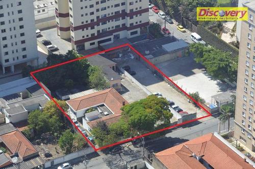terreno residencial à venda, jardim maia, guarulhos. - te0047