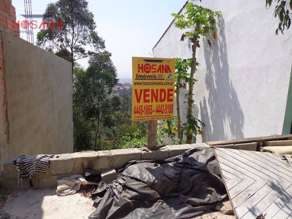 terreno residencial à venda, jardim marcelino, caieiras. - te0204