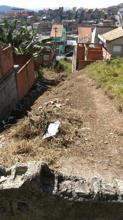 terreno residencial à venda, jardim marcelino, caieiras. - te0218