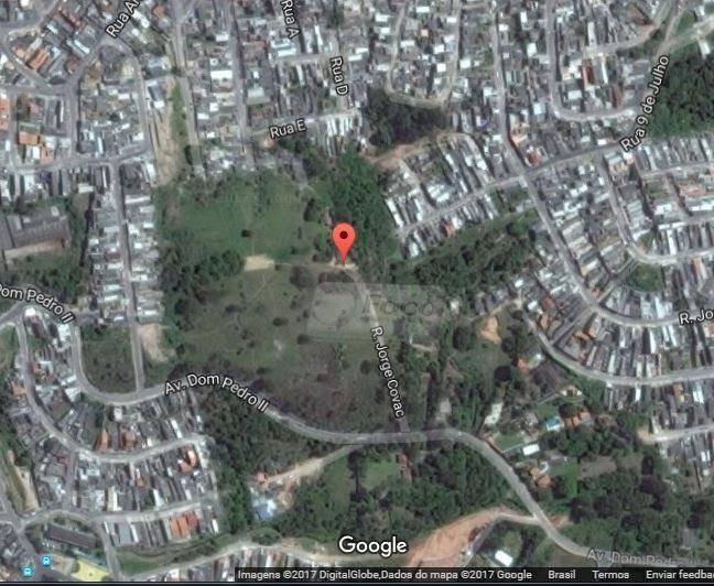 terreno residencial à venda, jardim maria cecília, ferraz de vasconcelos. - te0107