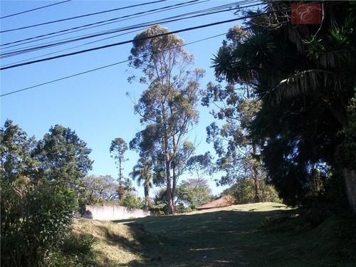 terreno  residencial à venda, jardim mediterrâneo, cotia. - te0607