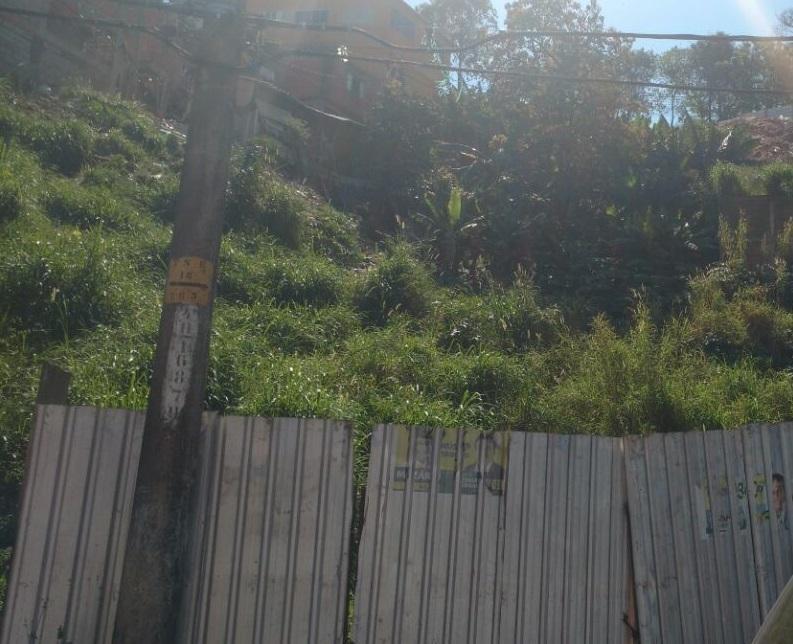 terreno residencial à venda, jardim mirna, taboão da serra. - 371