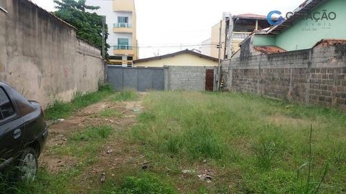 terreno residencial à venda, jardim motorama, são josé dos campos. - te1321