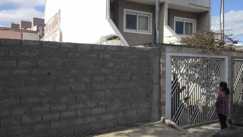 terreno residencial à venda, jardim norma, são paulo. - te0017