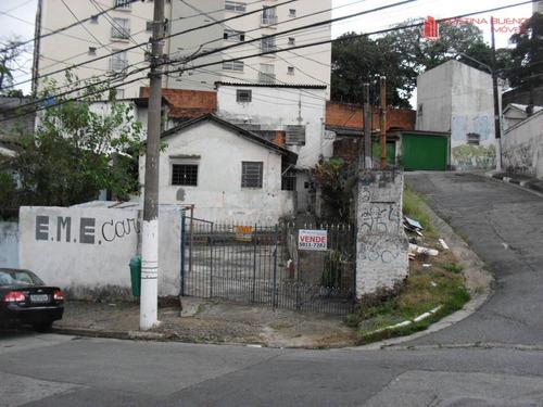 terreno residencial à venda, jardim oriental, são paulo - te0006. - te0006
