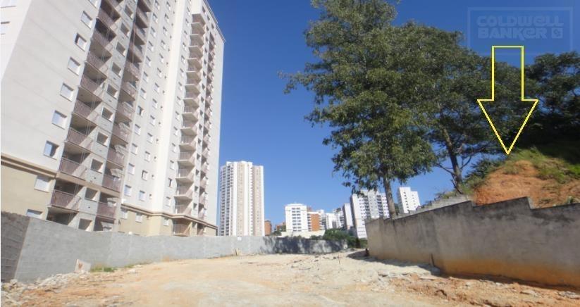 terreno  residencial à venda, jardim parque morumbi, são paulo - codigo: te0021 - te0021