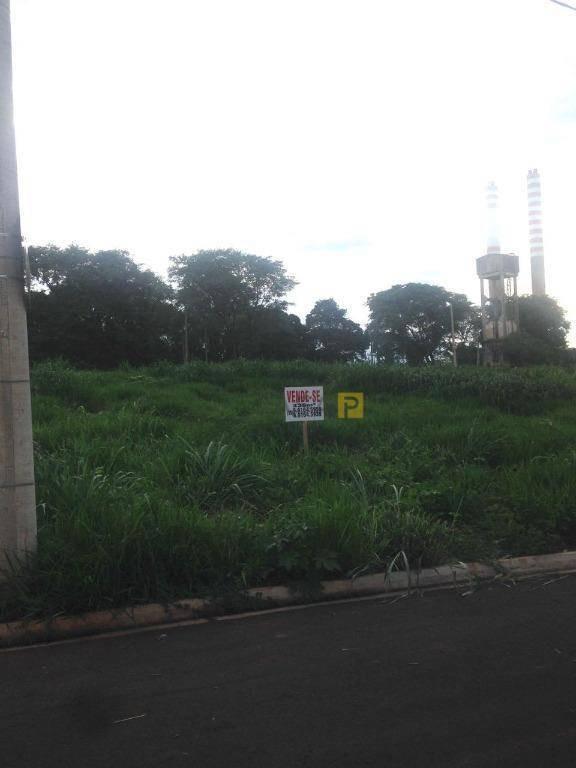 terreno residencial à venda, jardim pau brasil, americana. - te0011