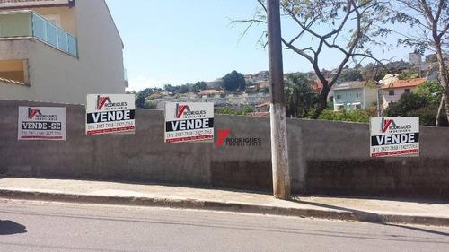 terreno residencial à venda, jardim paulista, atibaia. - te0372