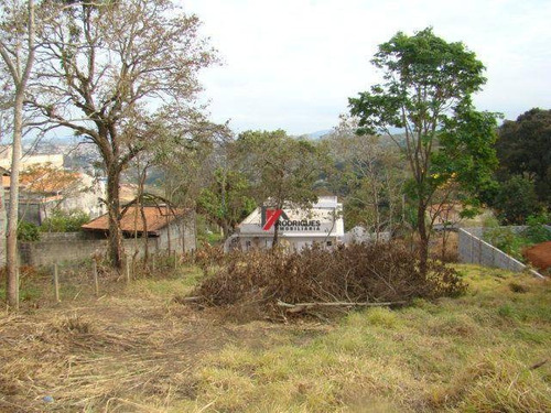 terreno residencial à venda, jardim paulista, atibaia. - te0424