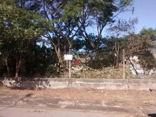 terreno residencial à venda, jardim paulista, atibaia. - te0495