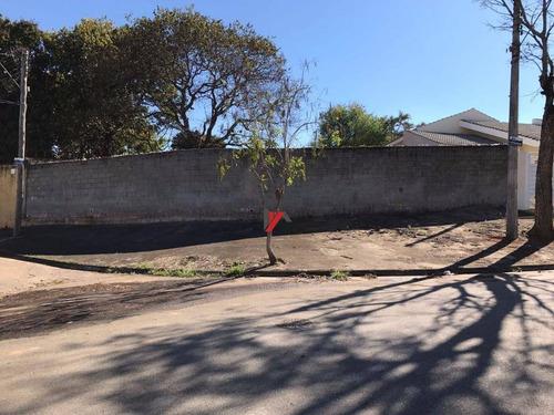 terreno residencial à venda, jardim paulista, atibaia. - te0601