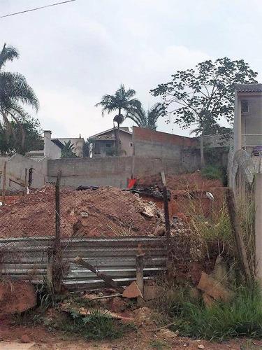 terreno residencial à venda, jardim paulista, atibaia. - te0650