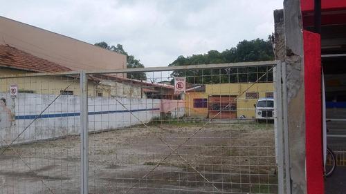 terreno residencial à venda, jardim paulista, são josé dos campos - te0509. - te0509