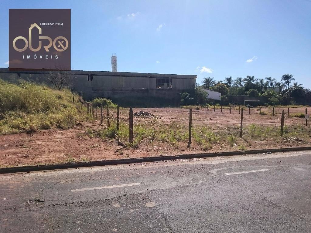 terreno residencial à venda, jardim paulistano, franca. - te0060