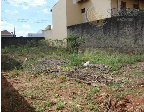 terreno residencial à venda, jardim santa genebra, campinas. - te0041