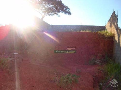 terreno residencial à venda, jardim santa júlia, são josé dos campos. - te0557