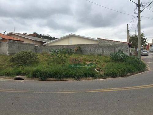 terreno residencial à venda, jardim santa júlia, são josé dos campos. - te0579