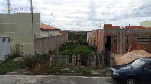 terreno residencial à venda, jardim santa marta iii, salto - te7021. - te7021