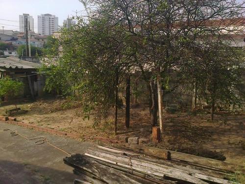 terreno residencial à venda, jardim santa rosália, sorocaba. - te3751