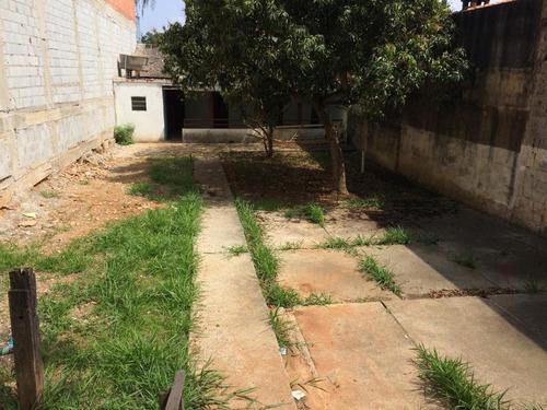 terreno residencial à venda, jardim santo alberto, santo andré. - te0177