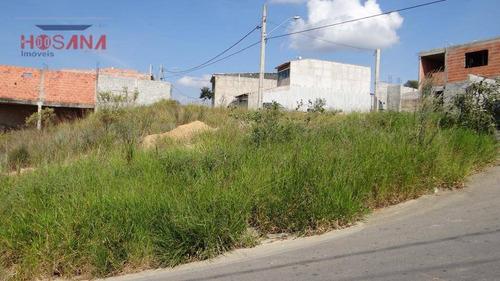 terreno residencial à venda, jardim santo antonio, franco da rocha. - te0242