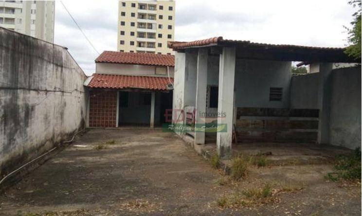 terreno residencial à venda, jardim satélite, são josé dos campos. - te0696