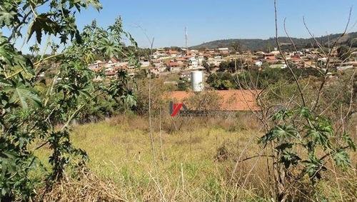 terreno  residencial à venda, jardim shangri-lá, atibaia. - te0365