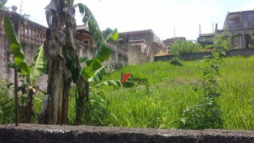 terreno residencial à venda, jardim shangri-lá, atibaia. - te0445