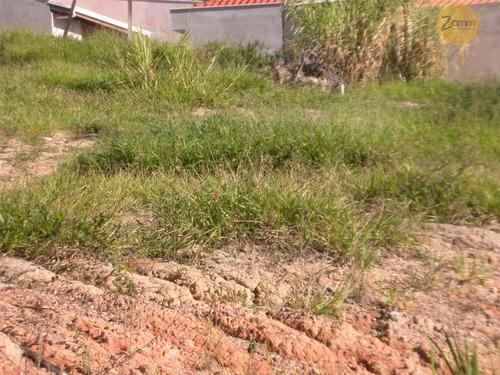 terreno residencial à venda, jardim são roberto, amparo. - codigo: te0253 - te0253
