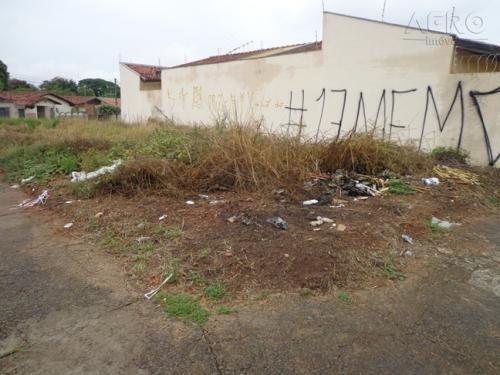terreno residencial à venda, jardim terra branca, bauru - te0248. - te0248