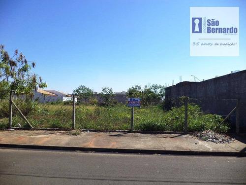 terreno  residencial à venda, jardim terramérica i, americana. - te0149