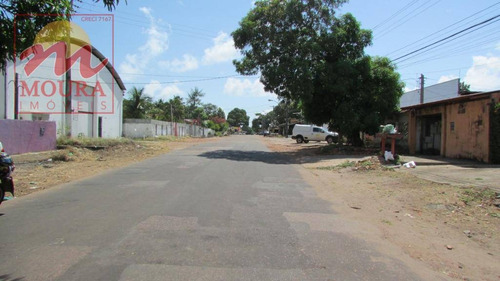 terreno residencial à venda, jesus de nazaré, macapá - te0140. - te0140