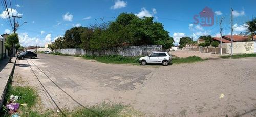 terreno residencial à venda, josé de alencar, fortaleza. - te0185