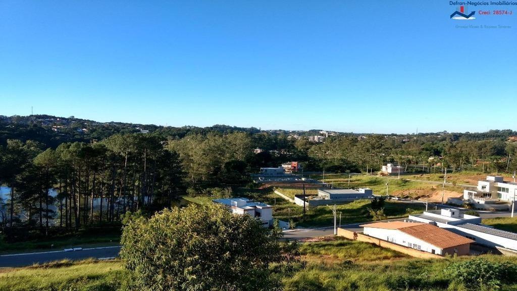 terreno residencial à venda, lago do sol, cotia. - te0038