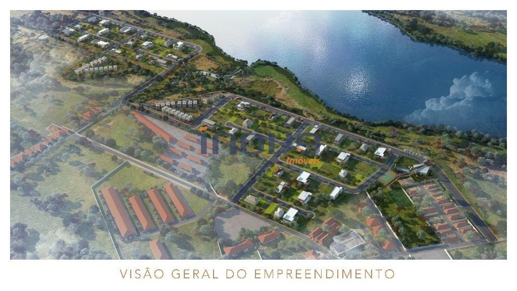 terreno  residencial à venda, lagoa redonda, fortaleza. - te0011