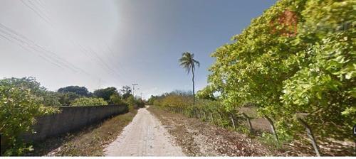terreno residencial à venda, lagoa redonda, fortaleza. - te0169