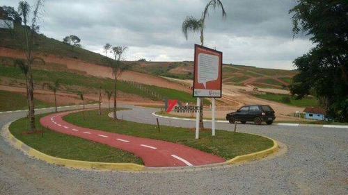 terreno residencial à venda, lagos de santa helena, bragança paulista. - te0481