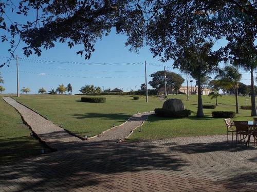 terreno  residencial à venda, loteamento fechado figueira garden, atibaia. - te0004