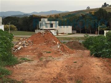 terreno  residencial à venda, loteamento fechado figueira garden, atibaia. - te0120
