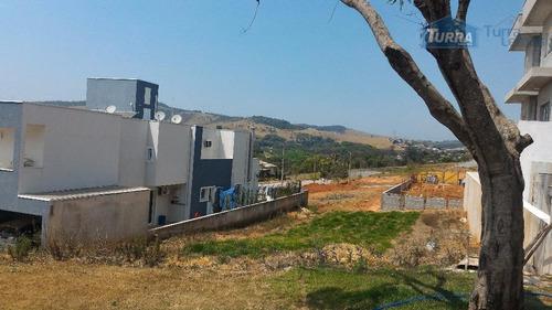 terreno residencial à venda, loteamento fechado figueira garden, atibaia - te0874. - te0874