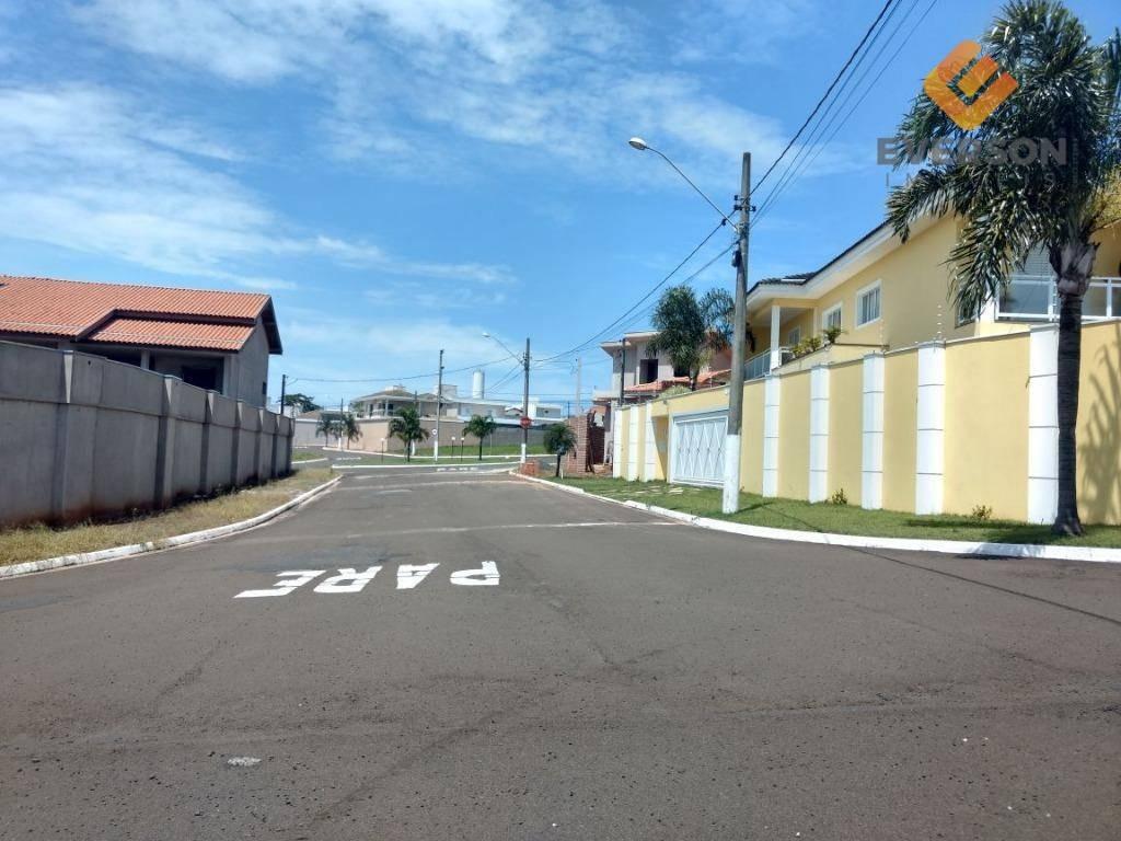 terreno residencial à venda, loteamento leblon - rio claro. - te0269