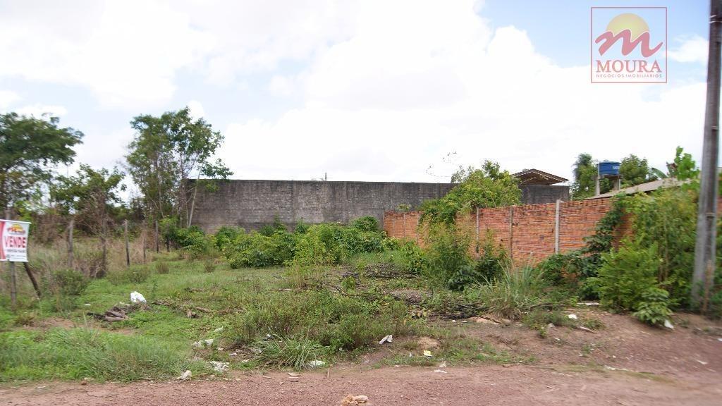terreno  residencial à venda, loteamento morada das palmeiras, macapá. - te0119